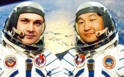 Өнөөдөр Монгол хүн сансарт ниссэн өдөр