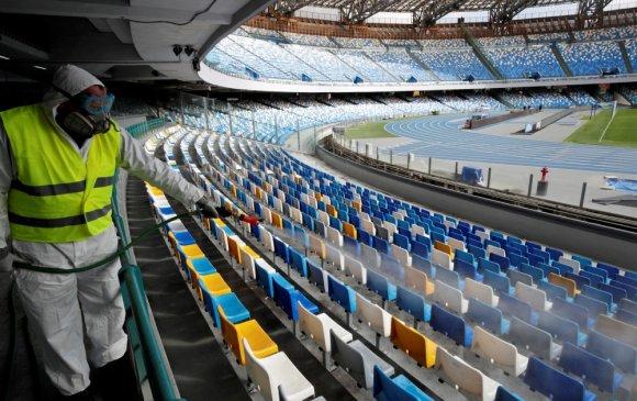 Covid-19: Италийн спортын бүх арга хэмжээ үзэгчгүй болно