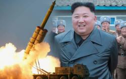 Хойд Солонгос Япон тэнгис рүү пуужин харвав
