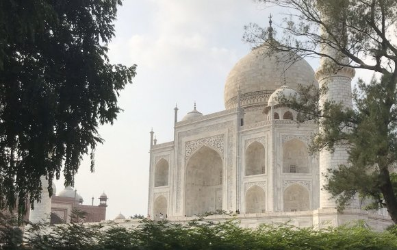 """Энэтхэг """"Таж махал""""-аа, Москва Амьтны хүрээлэнгээ хаав"""