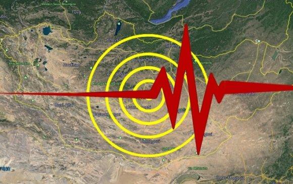 ОБЕГ: Говь-Алтай аймагт хоёр удаа хүчтэй газар хөдөлжээ