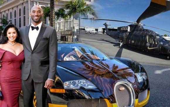 Коби Брайант гэр бүлдээ 680 сая долларын хөрөнгө үлдээжээ