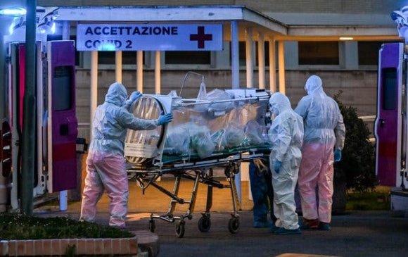 Коронавирус: Италид нэг хоногт 627 хүн нас баржээ