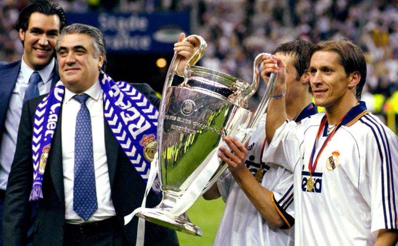 Реал Мадридын ерөнхийлөгч асан Лорензо Санз таалал төгсчээ