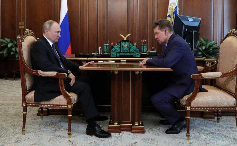 В.Путин Монголоор дамжих хийн хоолойн төслийг шат ахиулахыг зөвшөөрөв