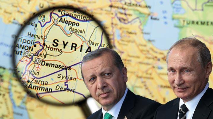 Турк, ОХУ-ын эрх ашиг Сирийн асуудал дээр зөрчилдөж эхлэв