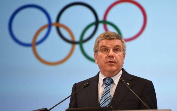 Томас Бах: Олимпыг цуцлах болон хойшлуулах яриа болоогүй
