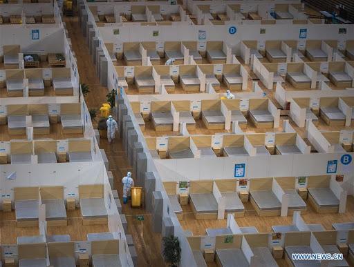 Хятадад нэг хоногийн дотор 1,318 хүн эдгэж, эмнэлгээс гарчээ