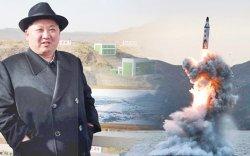 Хойд Солонгос пуужин харвалаа