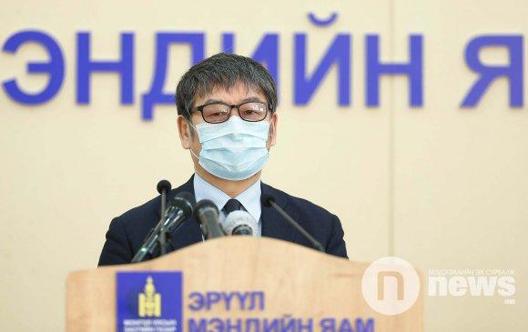 Д.Нямхүү: Халдвартай нэг хүний биеийн байдал хүнд байна