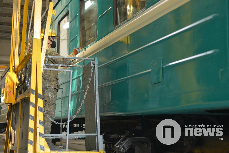Зорчигч депо вагон (2)