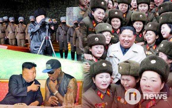 Ким Жон Ун нас барвал дайн дэгдэх аюултай