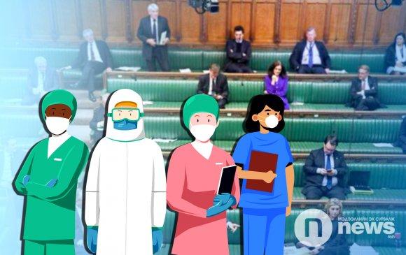 Парламентын гишүүдийн 10 мянган фунтийн нэмэгдэл эсэргүүцэл дагуулав