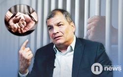Рафаел Корреаг авлигын хэргээр шоронд хорино