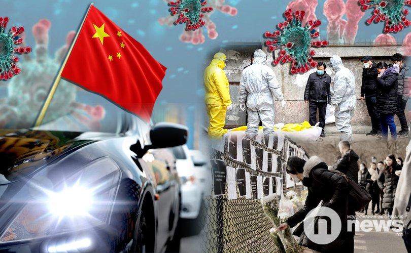 Хятад даяар маргааш гашуудна