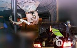 ТЦА: Хүн хутгалж машиныг нь дээрэмдсэн этгээдүүдийг шуурхай илрүүллээ