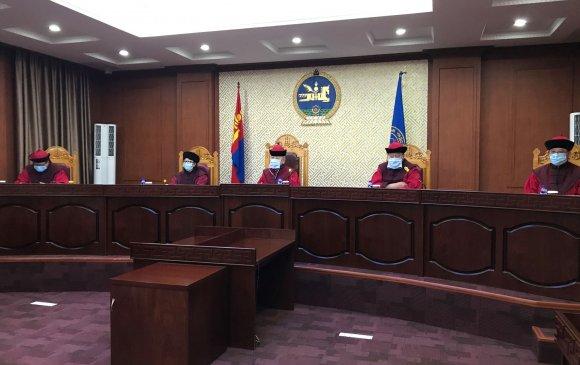 Сонгуулийн хуулийн зарим заалт Үндсэн хууль зөрчсөн гэж үзлээ
