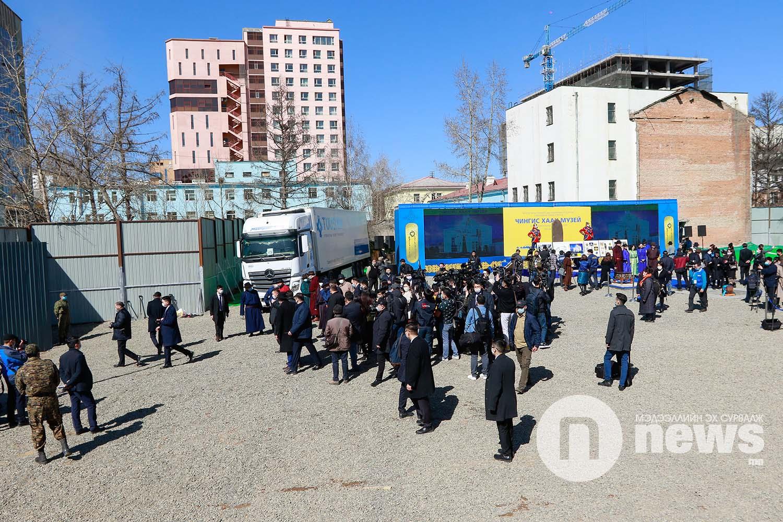 Чингис хаан музей шав тавих ёслол (3)