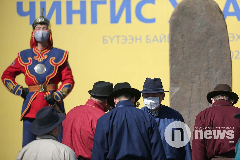 Чингис хаан музей шав тавих ёслол (4)