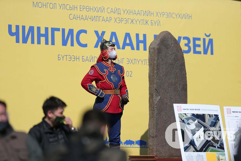Чингис хаан музей шав тавих ёслол (7)