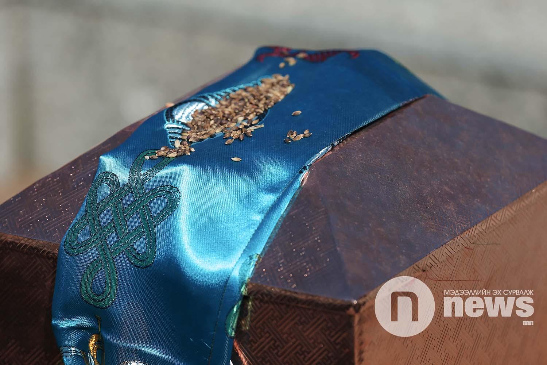 Чингис хаан музей шав тавих ёслол (8)