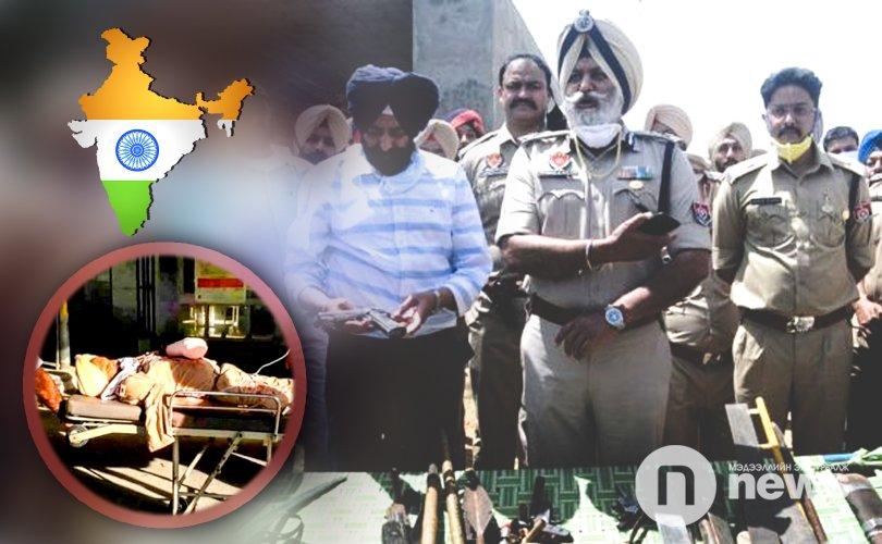Энэтхэг: Хөл хорио зөрчигчид цагдаагийн гарыг тасджээ
