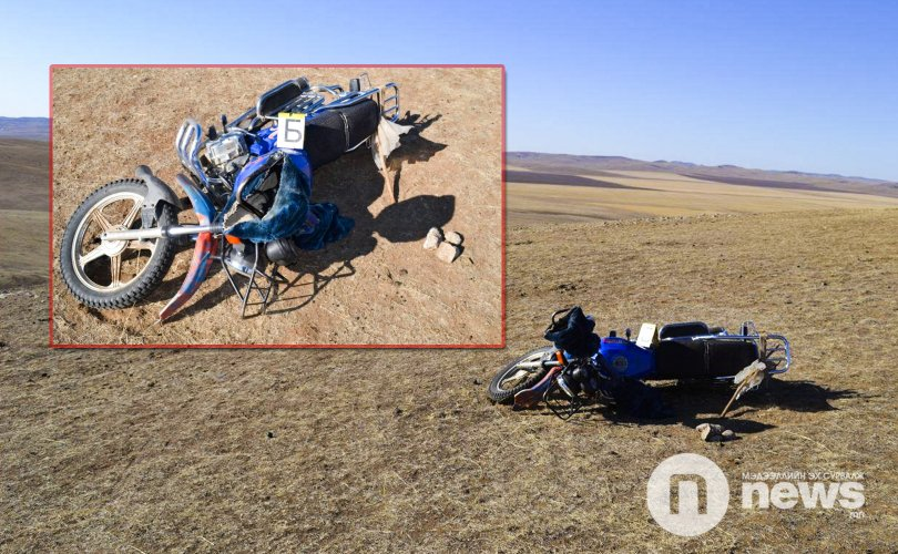 Хятад мотоцикль үхэл дагуулж байна