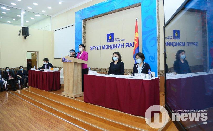 ЭМЯ: АНУ-д байгаа монгол иргэн коронавирусийн халдвар авчээ