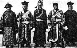 Дөрвөдийн хэсэг ноёд Монгол Улсад дагаар оров /1912.04.29/