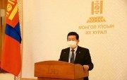 Д.Лүндээжанцан Дэгийн хуульд оруулсан нэмэлтийн талаар сэтгүүлчдэд мэдээлэл өгөв
