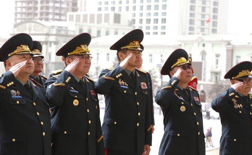 Монгол Улсад генерал цол бий болсны 76 жилийн ойн өдөр тохиож байна
