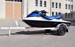 Уснаас аврах ажиллагааны мотоциклийг тээвэрлэх чиргүүлтэй боллоо