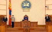 Улсын Их Хурлын 2020 оны хаврын ээлжит чуулган цахимаар хуралдаж эхэллээ