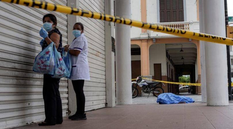 Covid-19: Эквадорт хоногт 11 мянга 536 шинэ тохиолдол бүртгэгдэв