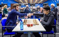 Магнус Карлсен 16 настай Иран хүүгээс хариугаа авлаа