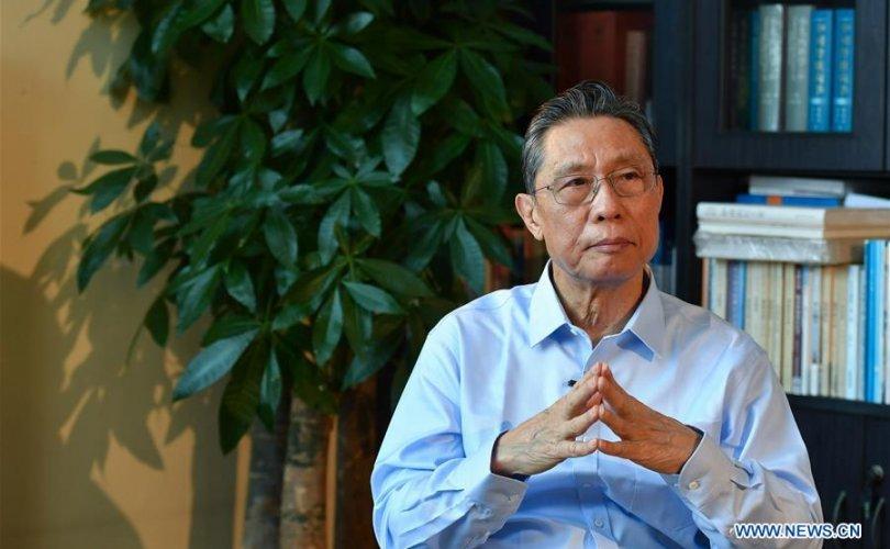 Жон Наньшан: Дөрөвдүгээр сарын сүүлээр коронавирусийн эрч суларна