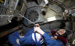 Хөл хорионы үед юу хийх талаар сансрын нисэгч зөвлөгөө өглөө