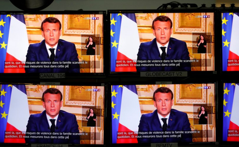 Франц улс хөл хориог тавдугаар сарын 11 хүртэл сунгалаа