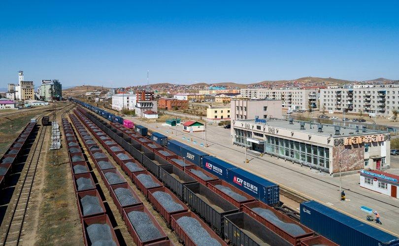 УБТЗ экспортын тээврээ нэмэгдүүлж чадлаа