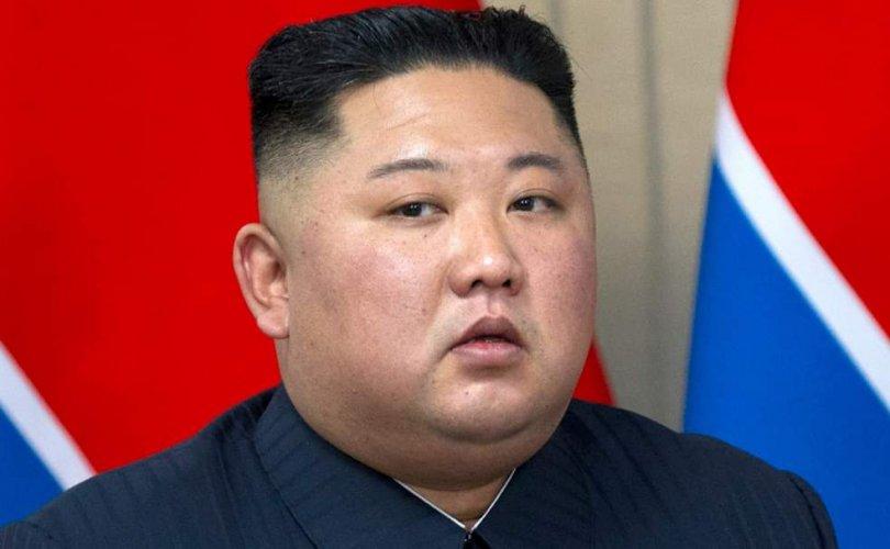 Ким Жон Ун нас барсан эсвэл комд орсон байж болзошгүй