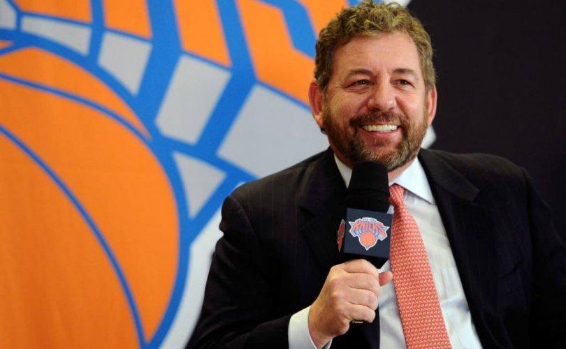Covid-19: Нью-Йорк Никс багийн эзэн эдгэрчээ