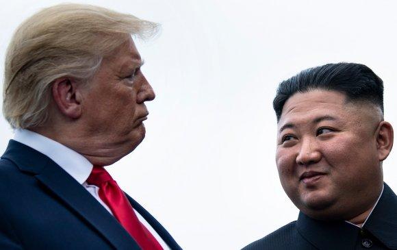 Трамп Ким Жон Унд сайныг хүсэв