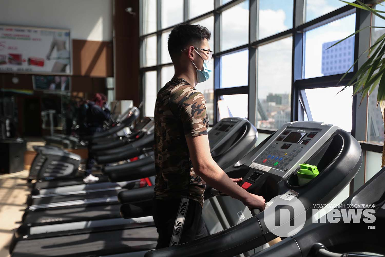Golden gym фитнес клуб (1)