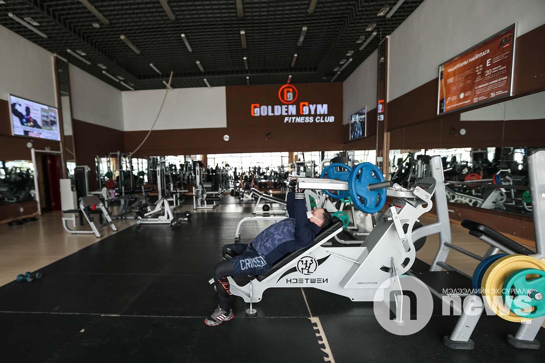 Golden gym фитнес клуб (5)