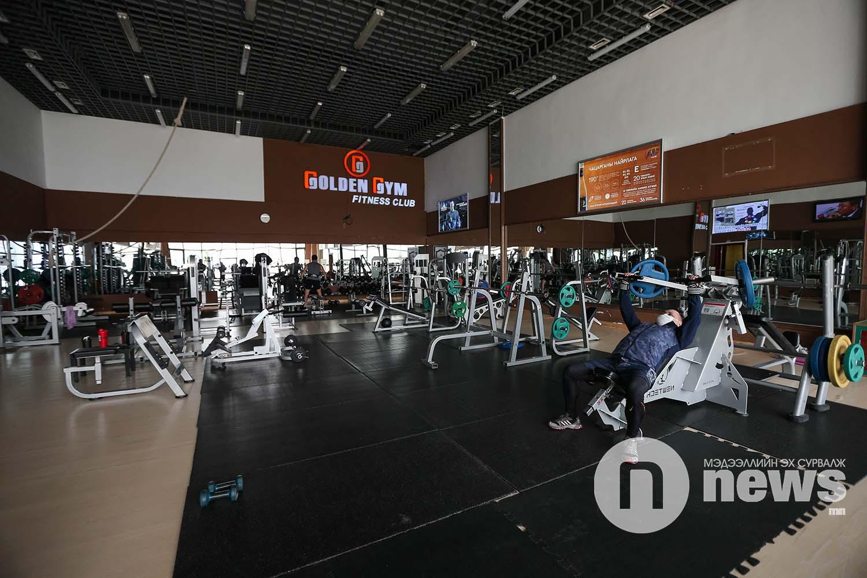 Golden gym фитнес клуб (6)