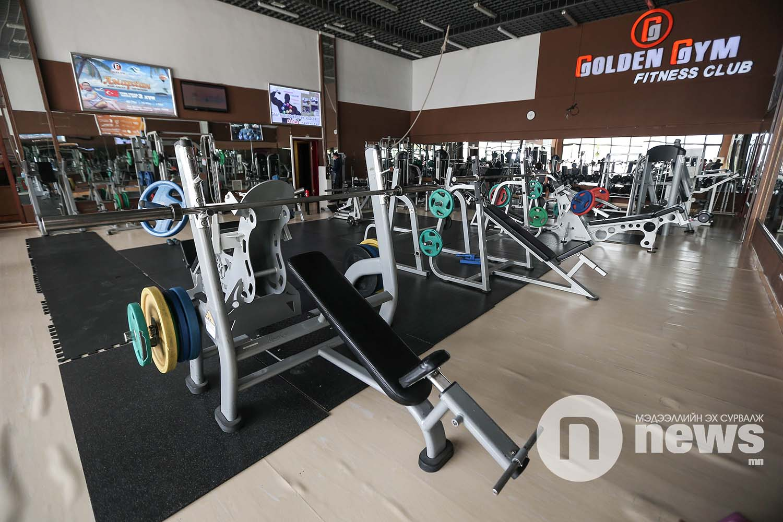 Golden gym фитнес клуб (8)