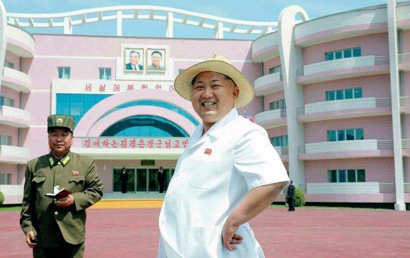 БНСУ: Ким Жон Ун эсэн мэнд байгаа