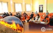 Шар өвсний түймрээс урьдчилан сэргийлэх ажлыг эрчимжүүлэх үүрэг чиглэл өгөв