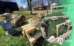 Хөл хорионд орсон эр амьтдад зориулсан ресторан нээжээ