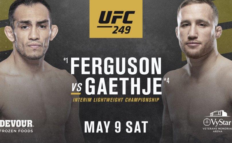 UFC 249: Ирэх сарын 10-нд Флоридад зохион байгуулагдана